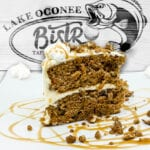 Dessert of the Day Carrot Cake