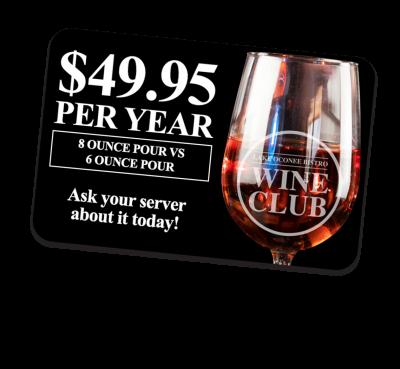 Wine Club Banner